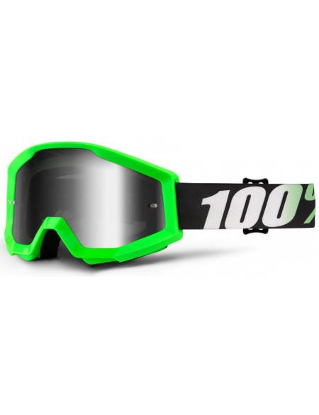 Мото очки 100% STRATA Goggle Arkon - Mirror Silver Lens