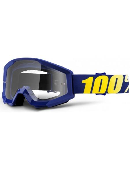 Мото очки 100% STRATA Goggle Hope - Clear Lens