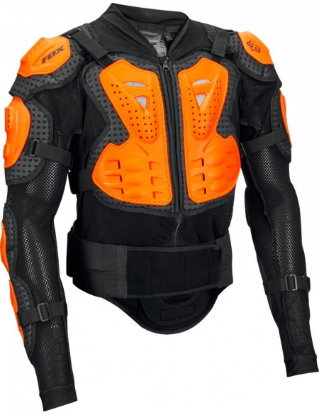 FOX Titan Sport Jacket оранжевая