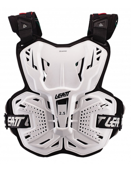 Chest Protector LEATT 2.5 White