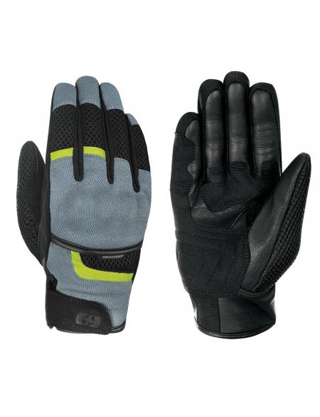 Oxford Brisbane Air MS Short Summer Glove Charcoal/Black