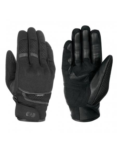 Oxford Brisbane Air MS Short Summer Glove Stealth Black