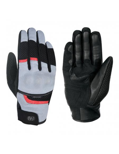 Oxford Brisbane Air MS Short Summer Glove Tech Grey/Black
