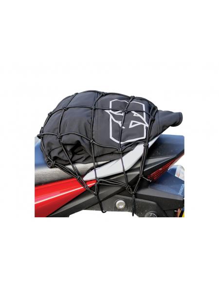Сетка багажная Oxford черная