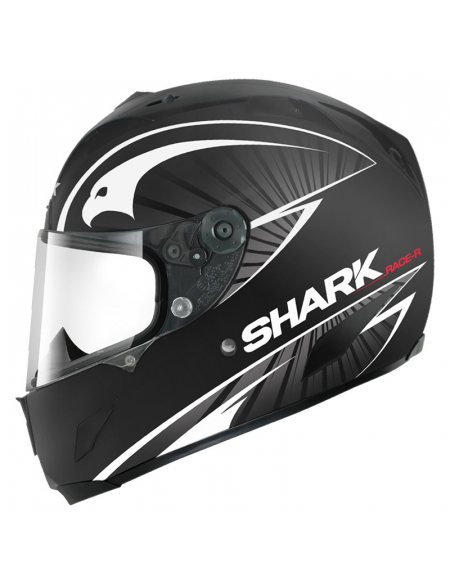 SHARK RACE-R Lucha Matt Black