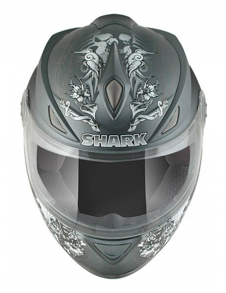 SHARK S500 AIR HELLBEL SWK