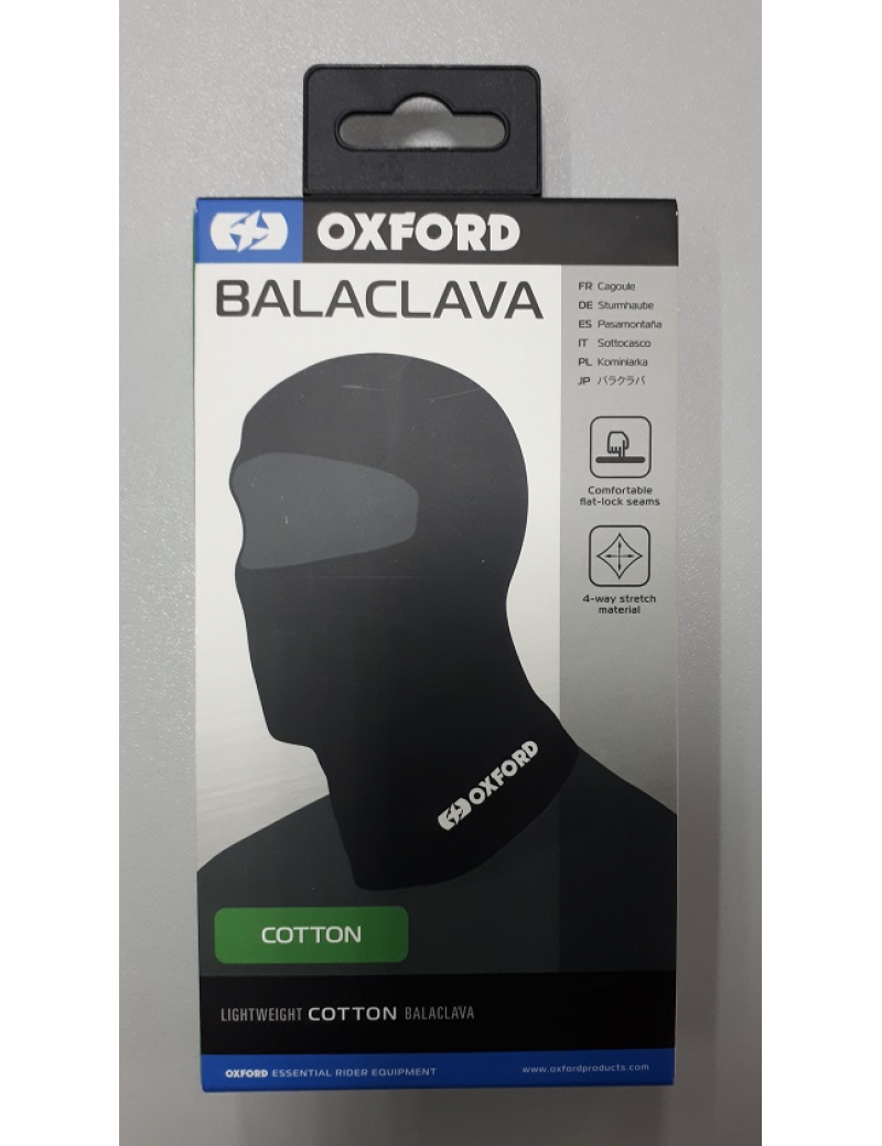 Подшлемник Oxford Balaclava - Cotton